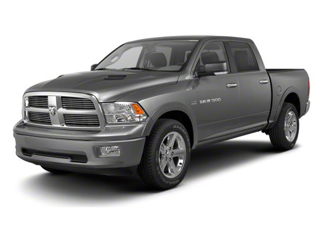 Pre-Owned 2012 Ram 1500 Laramie Longhorn Edition