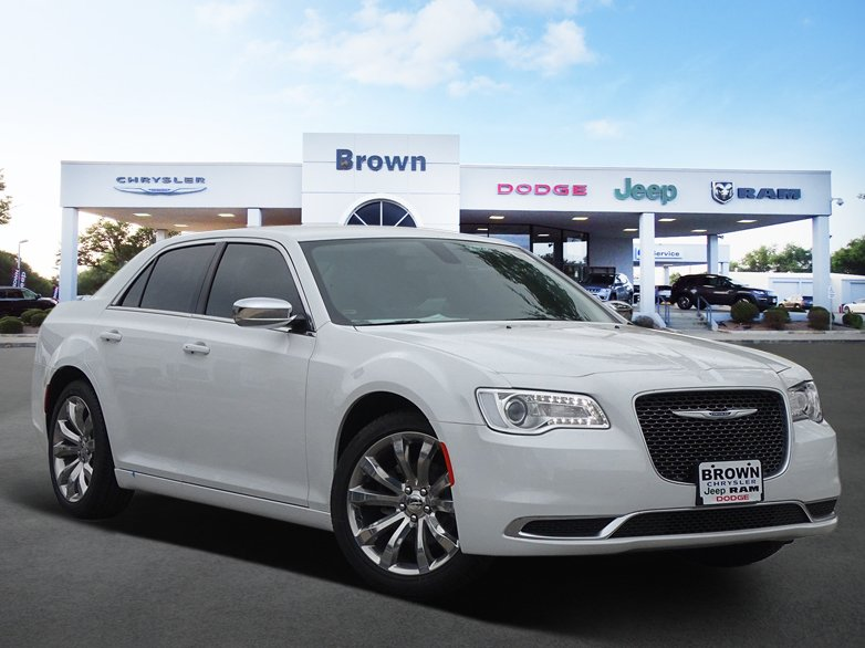 New 2019 Chrysler 300 Touring Sedan In Devine D16232 Brown Dodge