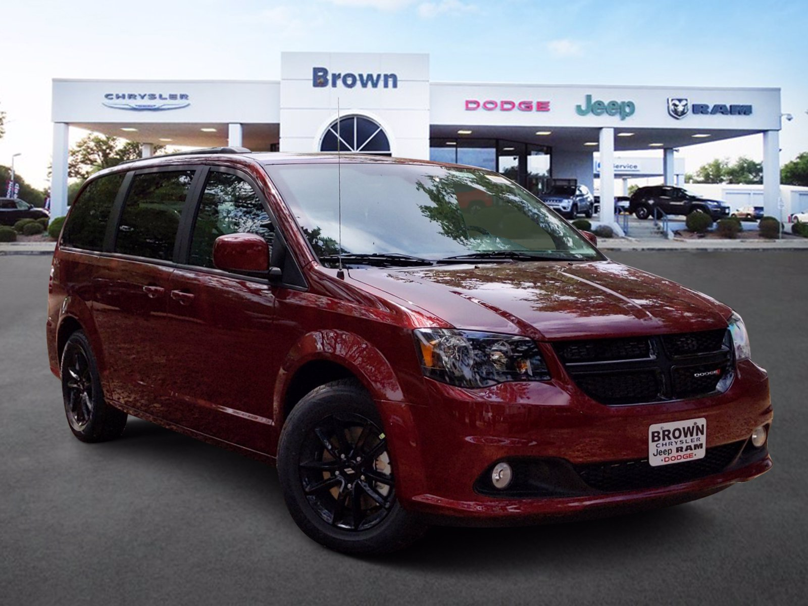 2020 Dodge Caravan Pricing