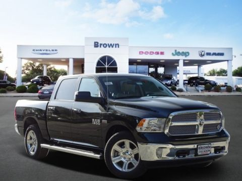 NEW 2018 RAM 1500 HARVEST CREW CAB 4X2 5'7 BOX