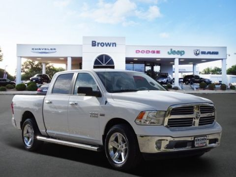 PRE-OWNED 2015 RAM 1500 4WD CREW CAB 140.5 LONE STAR FOUR WHEEL DRIVE PICKUP TRUCK