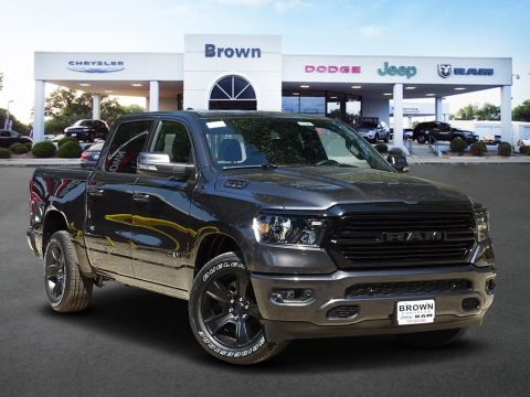 New 2020 RAM 1500 Lone Star RWD Crew Cab Pickup