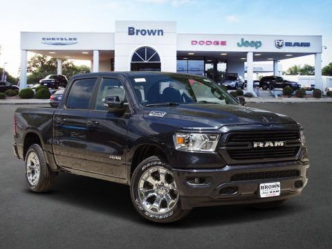 2019 RAM All-New  1500 Big Horn/Lone Star