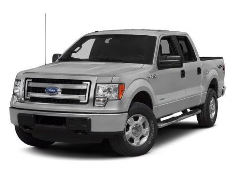 PRE-OWNED 2013 FORD F-150 4WD SUPERCREW 145 LARIAT FOUR WHEEL DRIVE PICKUP TRUCK
