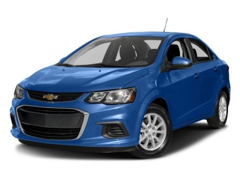 Pre-Owned 2017 Chevrolet Sonic Premier FWD 4dr Car