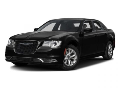 PRE-OWNED 2016 CHRYSLER 300 4DR SDN LIMITED RWD REAR WHEEL DRIVE SEDAN