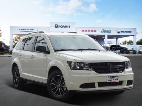 New 2018 DODGE Journey SE FWD
