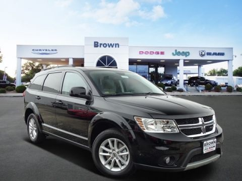 NEW 2018 DODGE JOURNEY SXT FRONT WHEEL DRIVE SUV