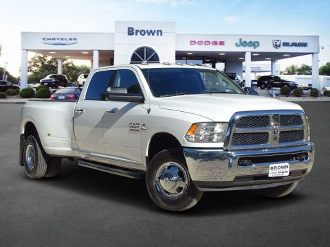 Pre-Owned 2018 Ram 3500 SLT 4WD