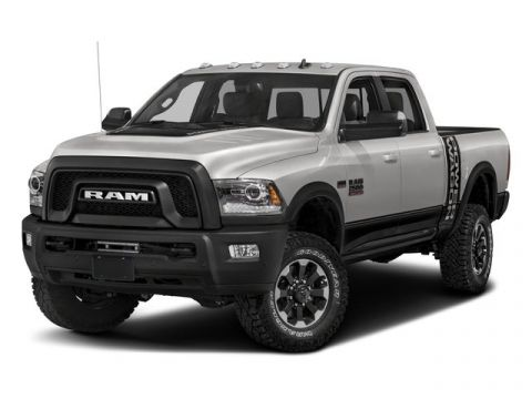 Pre-Owned 2017 Ram 2500 Power Wagon With Navigation & 4WD