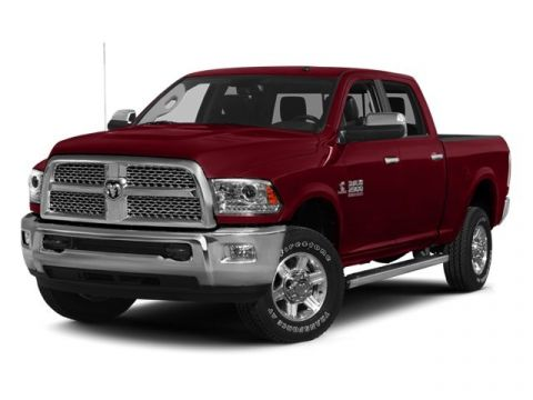 PRE-OWNED 2014 RAM 2500 4WD CREW CAB 149 LARAMIE FOUR WHEEL DRIVE PICKUP TRUCK