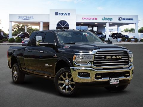 New 2019 RAM 2500 Longhorn With Navigation