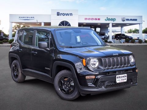 2020 JEEP Renegade Sport